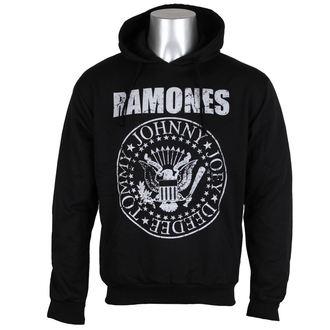 Herren Hoodie Ramones - Presidential Seal - ROCK OFF, ROCK OFF, Ramones