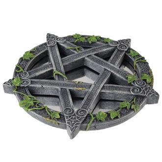 Spiegel (Dekoration) Wiccan Pentagramm