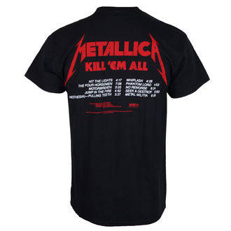 Herren T-Shirt Metallica - Kill 'Em All -, Metallica