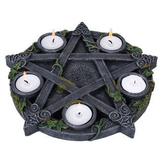 Leuchter (Dekoration) Wiccan Pentagramm Tea