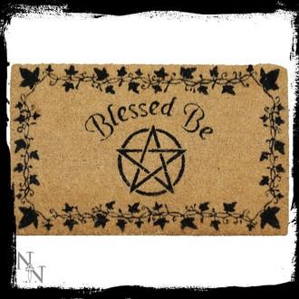 Fußmatte Blessed Be Doormat