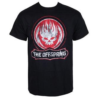 Herren Metal T-Shirt Offspring - Distressed Skull -, NNM, Offspring