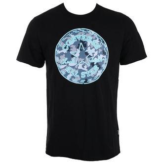 Herren Street T-Shirt - Neon CP Camo - CONVERSE, CONVERSE