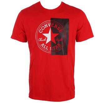 Herren Street T-Shirt - CP Half Mesh - CONVERSE, CONVERSE
