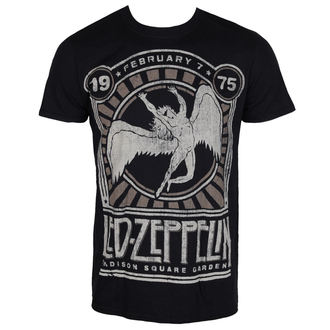 Herren Metal T-Shirt Led Zeppelin - MADISON SQ GARDEN - LIVE NATION, LIVE NATION, Led Zeppelin