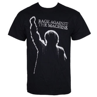 Herren Metal T-Shirt Rage against the machine - BLACK - LIVE NATION, LIVE NATION, Rage against the machine
