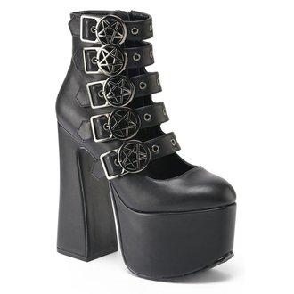 Damen Schuhe KILLSTAR - Burial - Black - K-FTW-F-2306