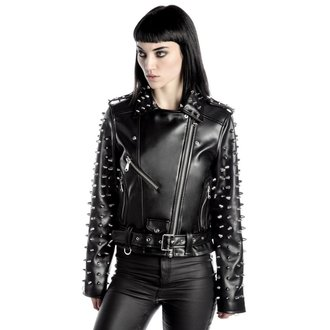 Damen Lederjacke - Billie - KILLSTAR, KILLSTAR