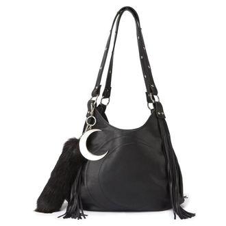 Handtasche (Tasche) KILLSTAR - Janis - Schwarz, KILLSTAR