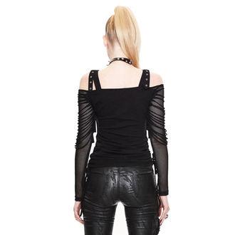 Damen T-Shirt Gothic Punk - Kraven - DEVIL FASHION, DEVIL FASHION
