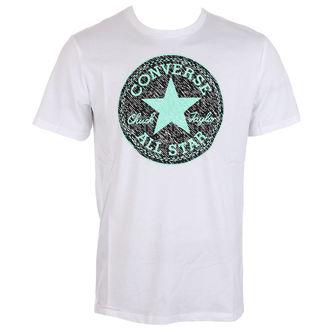 Herren Street T-Shirt  - CP Knit - CONVERSE, CONVERSE