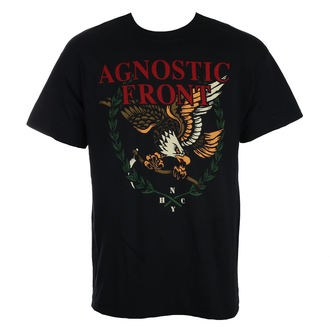 Herren T-Shirt Metal Agnostic Front - REAPER EAGLE - RAGEWEAR, RAGEWEAR, Agnostic Front