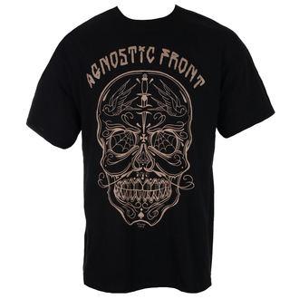 Herren T-Shirt AGNOSTIC FRONT - SUGAR SKULL - RAGEWEAR, RAGEWEAR, Agnostic Front