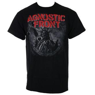 Herren T-Shirt Metal Agnostic Front - THE AMERICAN DREAM DIED - RAGEWEAR, RAGEWEAR, Agnostic Front