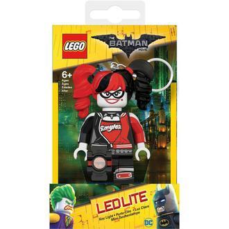 Schlüsselring (Anhänger) Lego Batman - Harley Quinn