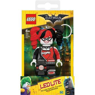 Schlüsselanhänger (Anhänger) Lego Batman - Harley Quinn, NNM
