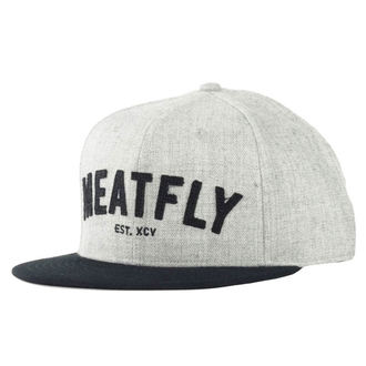 Cap MEATFLY - District 17 - E - Heidekraut Grau, MEATFLY