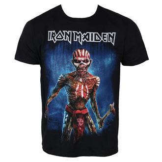 Herren T-Shirt Metal Iron Maiden - Black - ROCK OFF - IMTEE65MB