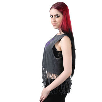 Damen Top Black Sabbath - Babydoll - Verkohlen - ROCK OFF, ROCK OFF, Black Sabbath
