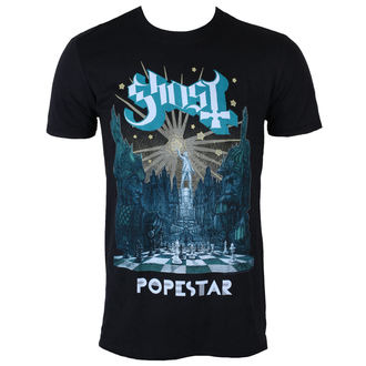 Herren T-Shirt Metal Ghost - Lightbringer Tour 2017 - ROCK OFF, ROCK OFF, Ghost