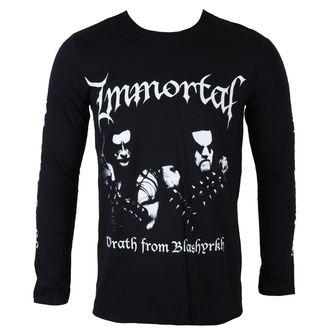 Herren Longsleeve Metal Immortal - Wrath - NUCLEAR BLAST, NUCLEAR BLAST, Immortal