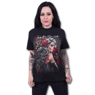 Herren T-Shirt - DEAD TATTOO - SPIRAL, SPIRAL