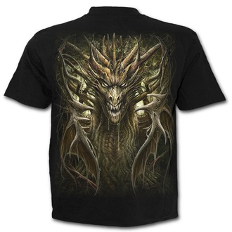 Herren T-Shirt - DRAGON FOREST - SPIRAL, SPIRAL