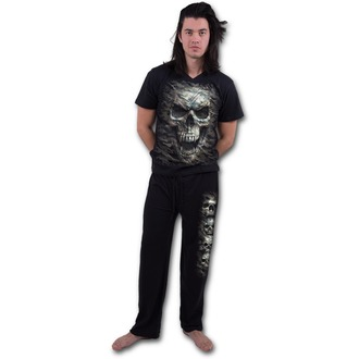 Herren Pyjama SPIRAL - CAMO-SKULL, SPIRAL