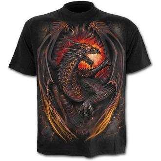 Herren T-Shirt - DRAGON FURNACE - SPIRAL, SPIRAL