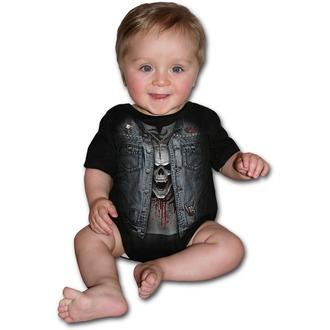 Baby Body SPIRAL - THRASH METAL - Schwarz, SPIRAL