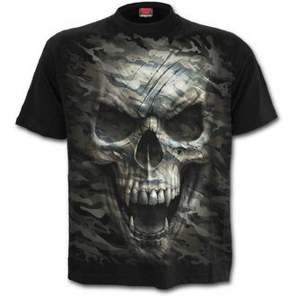 Herren T-Shirt - CAMO-SKULL - SPIRAL, SPIRAL