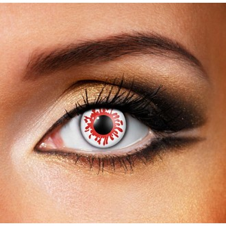 Kontaktlinsen BLOOD Splat - EDIT, EDIT