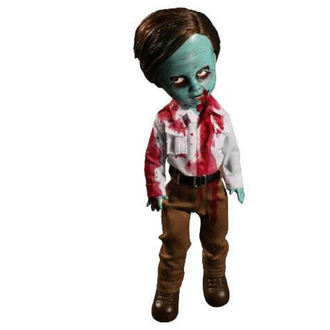 Puppe Dawn Of The Dead - Plaid shirt zombie - Living Dead Dolls, LIVING DEAD DOLLS, Dawn of the Dead