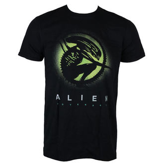 Herren T-Shirt Film Alien - Alien - COVENANT - LIVE NATION, LIVE NATION, Alien - Vetřelec