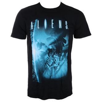 Herren T-Shirt Film Alien - Alien - BLUE BLACK - LIVE NATION, LIVE NATION, Alien - Vetřelec