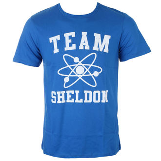 Herren T-Shirt Film The Big Bang Theory - TEAM SHELDON - LEGEND, LEGEND