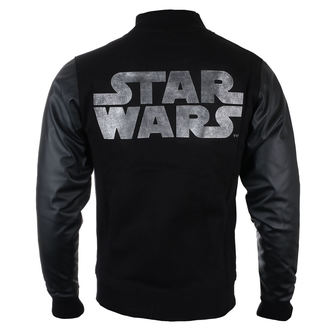 Herren Sweatjacke Star Wars - LOGO METALIC - LEGEND, LEGEND