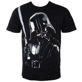 Herren T-Shirt Film Star Wars - BIG VADER SILVER - LEGEND, LEGEND
