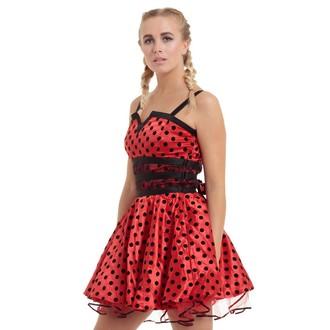 Damen Kleid JAWBREAKER - Ladybird Flare, JAWBREAKER