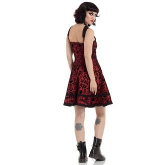 Damen Kleid JAWBREAKER - Dark Damask, JAWBREAKER