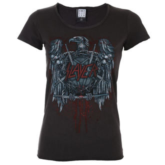 Damen T-Shirt Metal Slayer - AMPLIFIED - AMPLIFIED, AMPLIFIED, Slayer