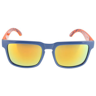 Sonnenbrille Meatfly - Rush B – Blau Orange, MEATFLY