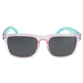 Sonnenbrille Meatfly - Class B – Pink Blau, MEATFLY