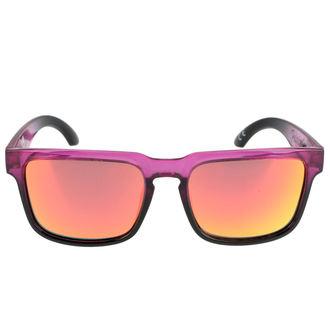 Sonnenbrille Meatfly - Class Polarized C - Lila, MEATFLY