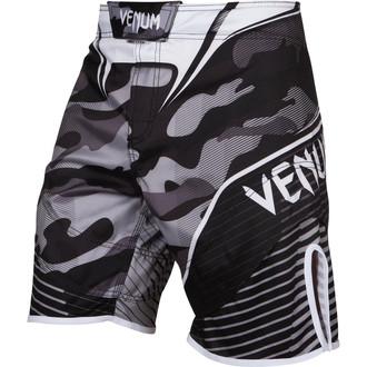 Kurze Boxershorts Venum - Camo Hero - Weiß / Schwarz, VENUM
