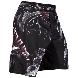 Kurze Boxershorts Venum - Samurai Skull - Schwarz, VENUM