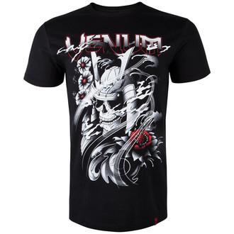 Herren T-Shirt Street - Samurai Skull - VENUM, VENUM
