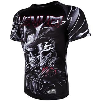 Herren T-Shirt - Samurai Skull Rashguard - VENUM, VENUM