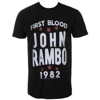 Herren T-Shirt Film RAMBO - STARS, AMERICAN CLASSICS
