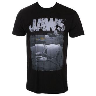 Herren T-Shirt Film Jaws - Shark Boat, AMERICAN CLASSICS